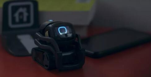可爱的迷你机器人Anki的Vector正在获得Alexa