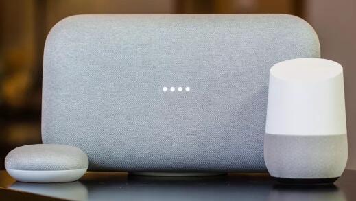 如何设置谷歌Home扬声器