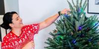 如何设置你的圣诞树