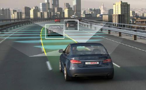 华为团队的目标是在2025年能让乘用车实现真正的无人驾驶