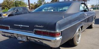 完整的 1966 年雪佛兰 Impala Barn 发现都是原装的里程数非常低