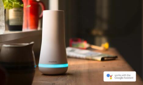 SimpliSafe增加了与谷歌Assistant的兼容性