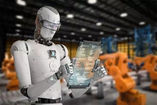 在我国各类制造工厂的生产线上工业机器人空前活跃
