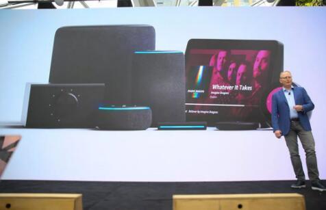 亚马逊的Echo设备在统治世界的道路上得到重新设计