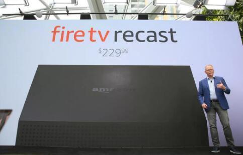 亚马逊Fire电视重播亚马逊DVR是真实的起价230美元