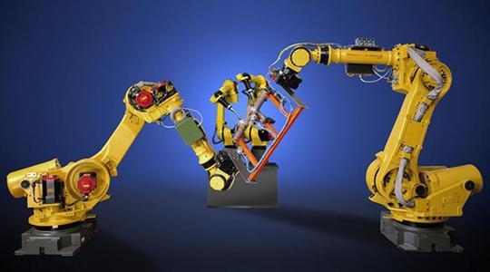 如今的工业机器人制造行业正在进行前所未有的春天