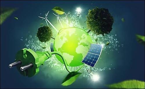 建筑与基础设施节能大力推广可再生能源应用