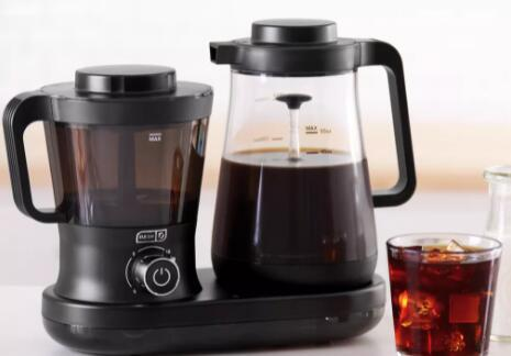 只需66点55美元即可在5分钟内制作冷萃咖啡