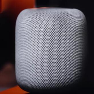 苹果HomePod智能扬声器获得多房间音频和立体声