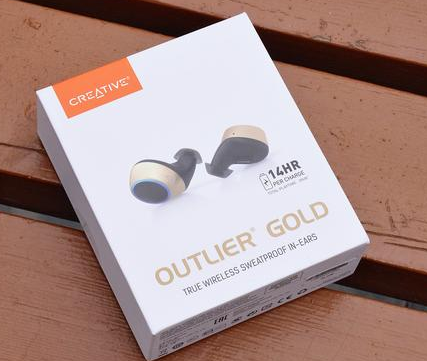 CreativeOutlierGold真无线耳塞以其实惠的价格