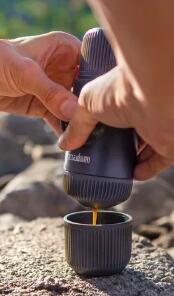 Nanopresso随时随地制作浓缩咖啡