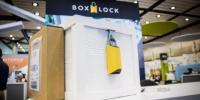 BoxLock保护您的包裹免受前廊小偷的侵害