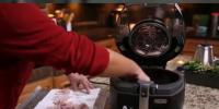 德龙MultiFry利用空气来烹调食物少油