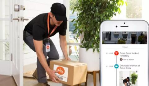 AugustAccess通过Deliv扩展送货上门服务