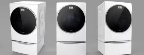 惠而浦的智能洗衣机和烘干机混合动力现在可与Alexa配合使用