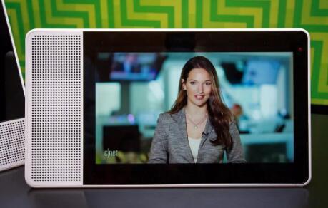 谷歌推出四款全新智能显示器参加EchoShow