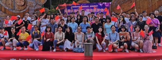 泰宁县青少年学生校外活动中心贴心地开发了线上报名系统