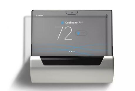 GLAS和江森自控支持Cortana的恒温器即将上市