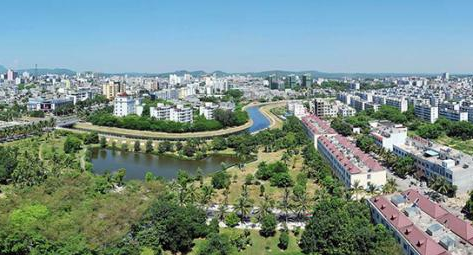 海南省儋州市与上海师范大学签署战略合作暨合作办学仪式
