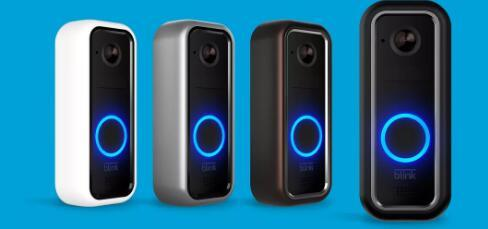 亚马逊收购安全摄像头和门铃制造商Blink