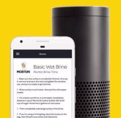甚至MortonSalt也拥有Alexa技能