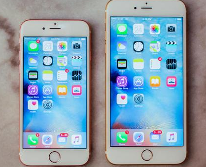 我们看到iPhone6s的数量减少了80%以上
