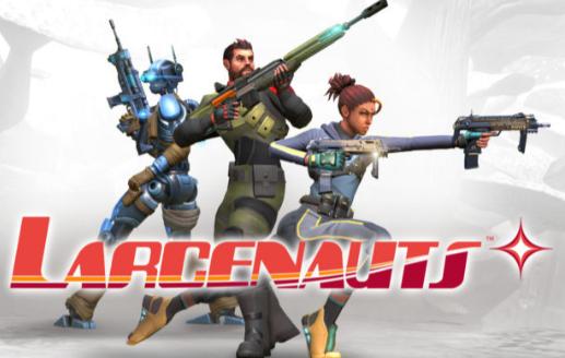 Larcenauts现已上市售价29.99美元是一款多人VR英雄射击游戏