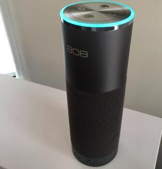 808Audio推出亚马逊Alexa声控扬声器
