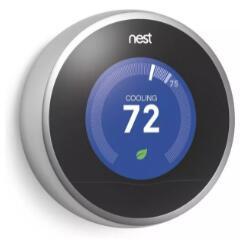 只需139美元即可获得第二代Nest恒温器