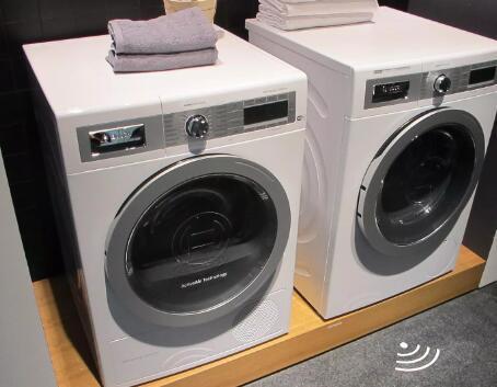 博世的智能洗衣机据说是耳语安静