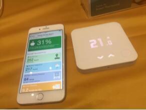Tado智能恒温器获得智能应用更新