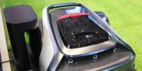 LG的机器人割草机使用GPS来保持割草