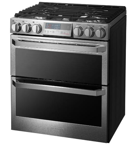 LG配备洗碗机和烤箱的高级厨房
