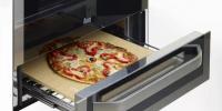 家用披萨烤箱与普通食物共享空间