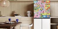 三星为其厨房和家用电器带来更多色彩