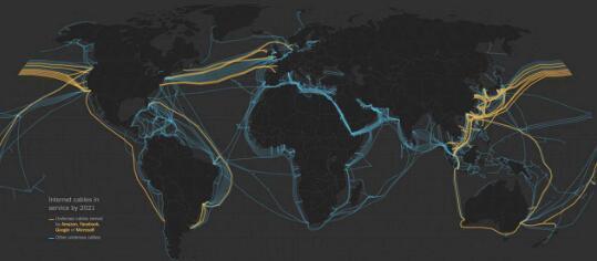 加州大学科学家将海底电信电缆变成地震传感器