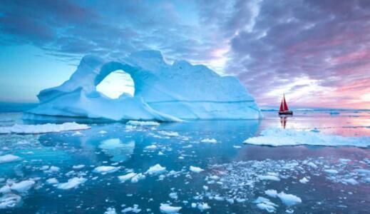 伦敦帝国理工学院的研究人员表示观看北极的VR场景可以缓解灼痛