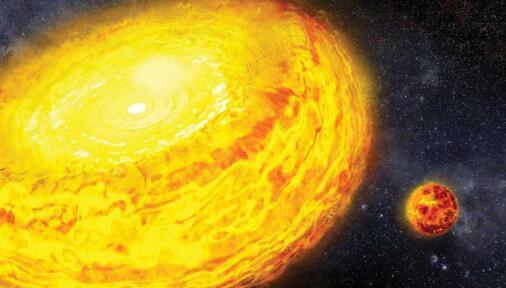 加州理工学院研究发现行星碰撞后内部压力下降