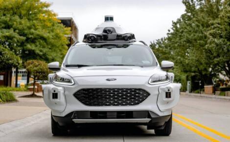 福特最新的自动驾驶汽车看起来很熟悉这就是为什么这很重要