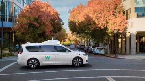 Waymo自动驾驶出租车服务向公众开放