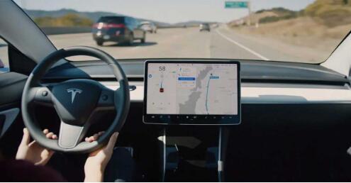 特斯拉为现有车主推出价格更低的增强型自动驾驶仪选项