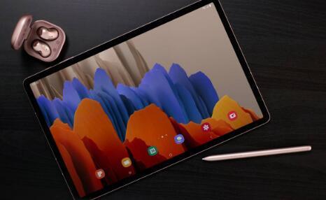 三星GalaxyTabS7和S7+在iPadPro竞争对手中提供5G