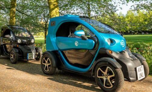 Wayve的自动驾驶汽车可以像人类一样在未知的道路上行驶