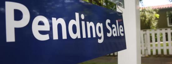 由于高价令夏季市场降温购房者在7月签署的合同减少