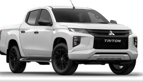 三菱已为2022年重新配置了其Triton系列