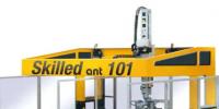SKILLEDant101是一款非常简单的码垛机器人