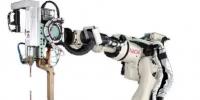 世界一流的速度机器人机器人运动使最短的循环时间无与伦比