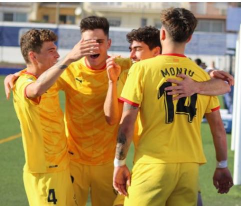 GironaB和JuvenilB战胜Granollers和 Manlleu并在Cornellà抽签了Juvenil A
