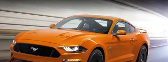 福特野马改款将于2021年推出配备450马力V8