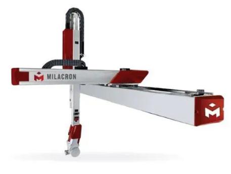 米拉克龙是塑料加工行业工业机器人系统的领先供应商
